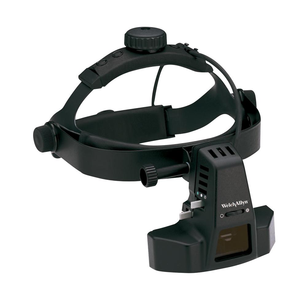 Ophthalmoscope Indirekte med diffust og gult filter Welch Al
